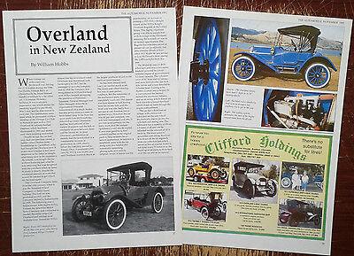 Willys-Overland Model 46 torpedo roadster