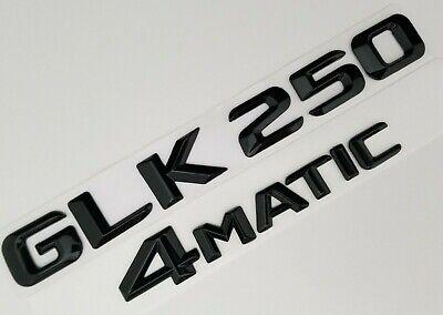 Fit For 09-13 Mercedes GLK Floor Mats Carpet Front Rear Black Nylon W//Emblem