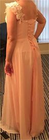 2 bridesmaid dresses 8-10