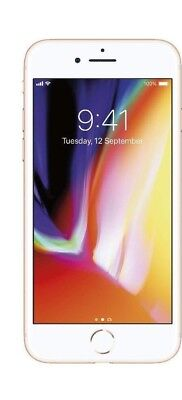 NEW APPLE IPHONE 8 256GB GOLD FACTORY UNLOCKED CDMA GSM AT&T T-MOBILE VERIZON