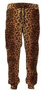 Leopard Men Pants
