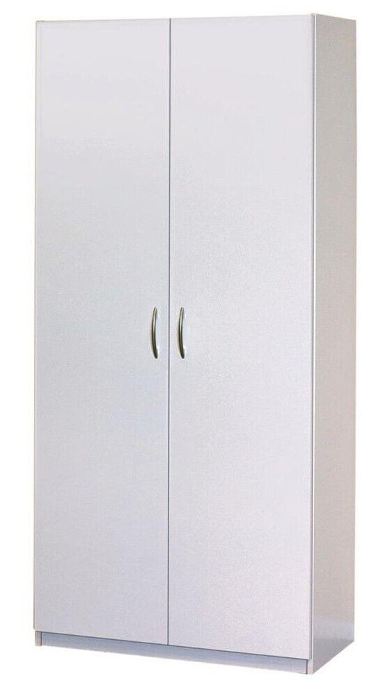 White IKEA Pax double wardrobe | in Leeds, West Yorkshire | Gumtree