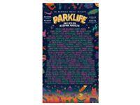 Parklife Festival 9-10th June W/E admission