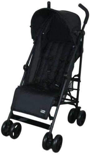MamaLoes Ding GoGo Black Multi Standen Buggy (Ding Baby)