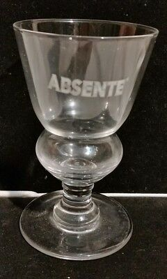 Collectors Glass Absente