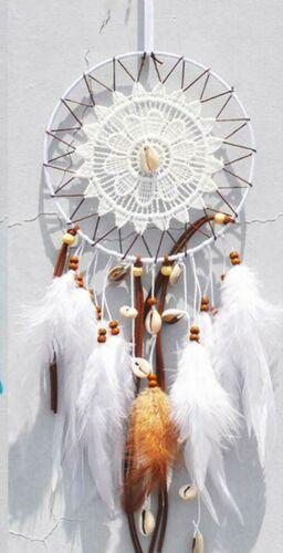 Atrapasueños Atrapa Sueños De Plumas Nordicos Para Colgar Decoracion Cuarto Auto