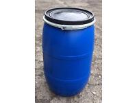 Plastic barrels 70 litre