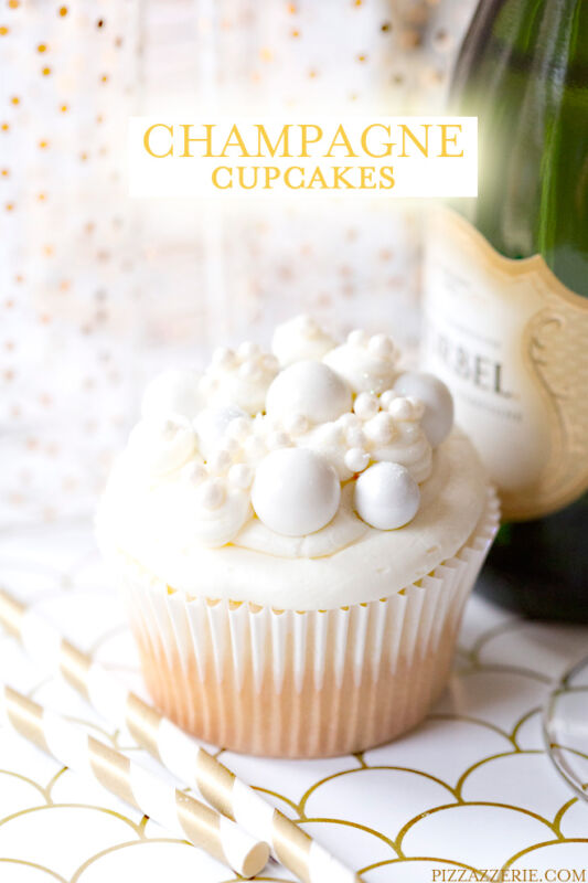 Champagne Cupcakes: Perfect New Year's Eve Dessert | eBay