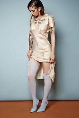 Tara Starlet Nightie Lingerie 50s Mauve Pinup Boudoir Burlesque Vintage Pyjamas for sale  Shipping to Nigeria