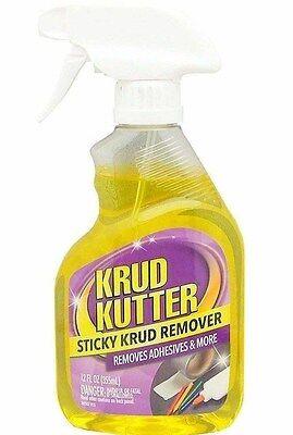 STICKY KRUD REMOVER Sticker & Adhesive goo cutter crud gone KRUD KUTTER 305476