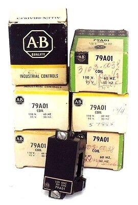 Lot Of 6 Nib Allen Bradley 79a01 Coils 95-110v 5060hz