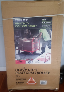 Heavy Duty Platform Trolley (750Kg load rating)!!! Cannon Hill Brisbane South East Preview