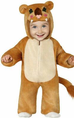 ★ Amscan Wild Löwe Lion Baby Tier kinderkostüm - Lion Girl Kostüme