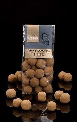 MEENK Lakritz & Schokolade mit Salmiak 150 g (Lakritze Schokolade)
