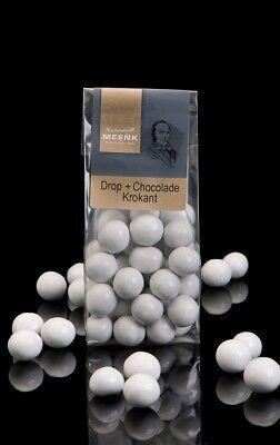 MEENK Lakritz & Schokolade mit Krokant 150 g (Lakritze Schokolade)