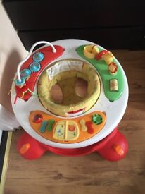 Mothercare Baby Walker Sounds and Lights