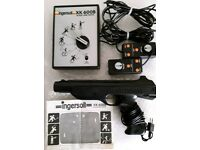 Ingersol XL600B VINTAGE RETRO 70'S VIDEOGAME.