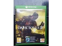 Dark souls III xbox one