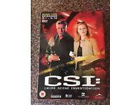 CSI SEASON 3 BOXSET