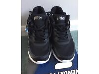 FILA size 5 ladies trainers
