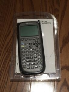 Texas Instrument Graphing Calculator (TI-89 Titanium)