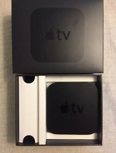 Apple TV (3rd generation) - like new missing remote