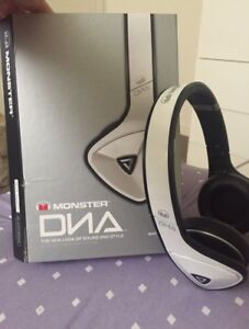 Écouteurs Monster DNA