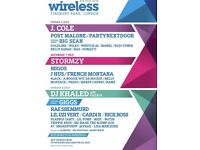 Wireless Festival 3 Day Ticket 6th July - 8th July
