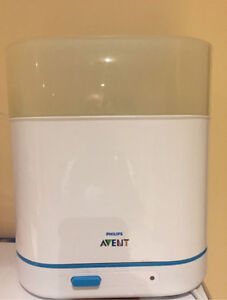 Philips Avent Electronic STEAM STERILIZER - $45 OR BEST OFFER