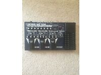 Boss me-50 b multi effects board