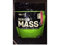 Mass/Weight Gain protein powder