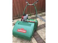 Ransomes Marquis 51 cylinder petrol lawnmower