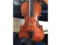 Franz Candner violin for sale (2009)