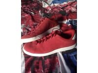 Nike Classic Suede Trainers UK Size 10 LIKE NEW
