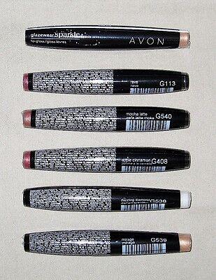 Avon  Glazewear Sparkle DAZZLING DIAMOND  Lip Gloss
