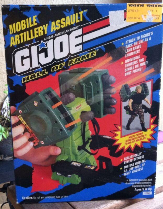 """GI Joe Hall of Fame Mobile Military Assault 1993 For 12"""" Figures"""