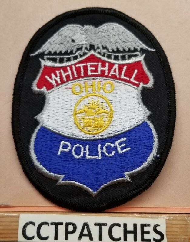 WHITEHALL, OHIO POLICE SHOULDER PATCH OH