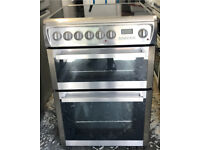Hotpoint ceramic electric cooker 60 cm very nice 👍🏿