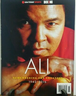 Usa Today Sports Boxing News Muhammad Ali Remembering Greatest Free Shipping Sb