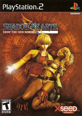 Shadow Hearts: New World PS2 New Playstation (World Hearts)