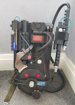 Ghostbusters 2 Semi-hero Replica Proton Pack (Lights Only) Movie Prop