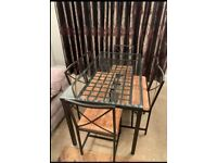 Dining table and chairs - must go