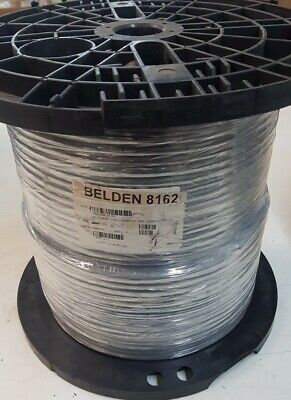 Belden 8162 060 Multi Conductor Cable Wire 2pr 24awg 7x32 Tc 630 Ft Long