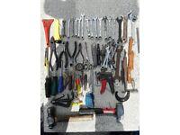 Wilko tool bag full of tools