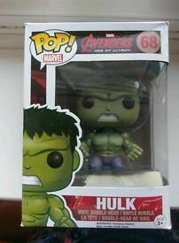 Avengers pop vinyl the hulk