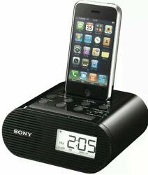 Sony Dream Machine FM Clock Radio ICF-C05iP 30-pin for iPod & iPhone B5 FreeShip