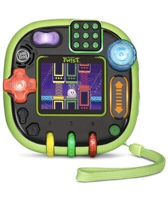 Leap Frog Rockit Twist Rotatable Learning Game System