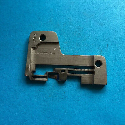 Used 204698-0-11-rimoldi Throat Plate For Industrial Sewing Free Shipping