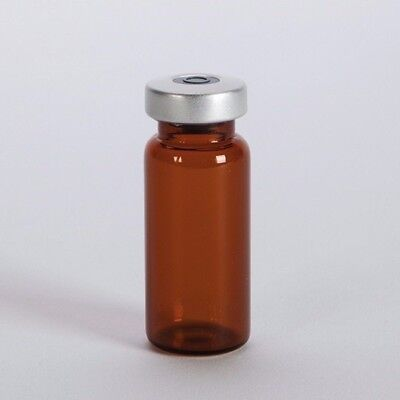 10ml Sterile Amber Serum Vial 25pk