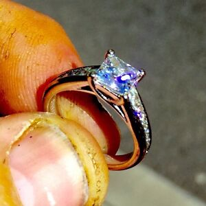 White gold Diamond engagement ring Perth Perth City Area Preview
